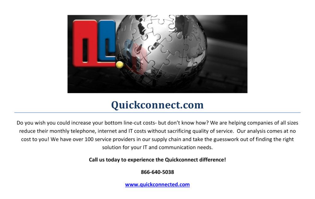 Quickconnect ad